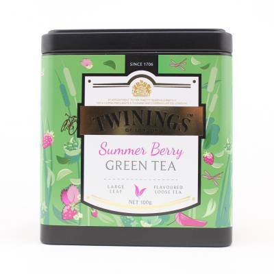 6252 - Twinings berry green tea 100 gram