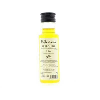 2854 - Valderrama arbequina mini 25 ml