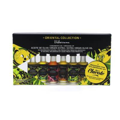 2889 - Valderrama giftbox 6x20ml oriental collection 20 ml