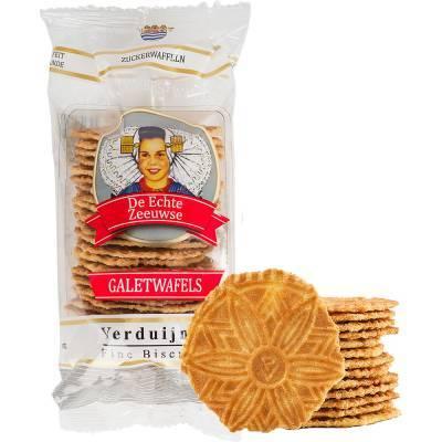 6759 - Verduijn's Fine Biscuits zeeuwse suikerwafels 150 gram