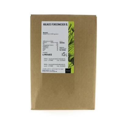 5296 - Wajos walnoot olie premium 5000 ml