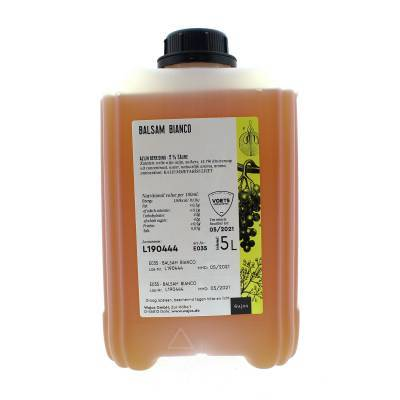 5302 - Wajos balsamico bianco 5000 ml