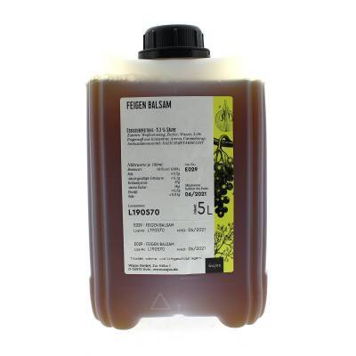 5306 - Wajos framboos balsamico azijn 5000 ml