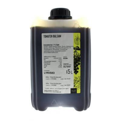 5312 - Wajos tomaten balsamico azijn 5000 ml