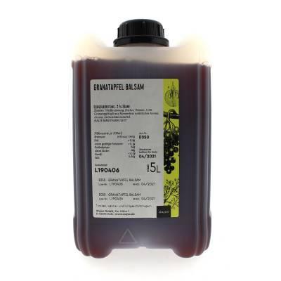5315 - Wajos granaatappel balsamico azijn 5000 ml