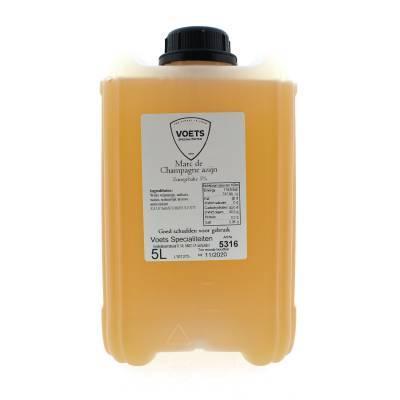 5316 - Wajos champagne balsamico azijn 5000 ml
