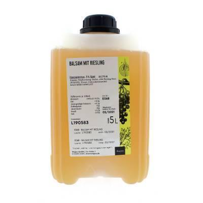 5318 - Wajos riesling balsamico azijn 5000 ml