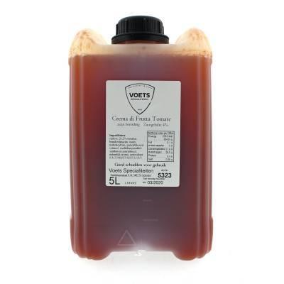 5323 - Wajos crema di frutta tomaat 5000 ml
