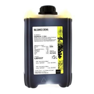 5360 - Wajos crema balsamica classica 5000 ml