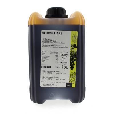 5361 - Wajos crema balsamica all' arancio rosso 5000 ml