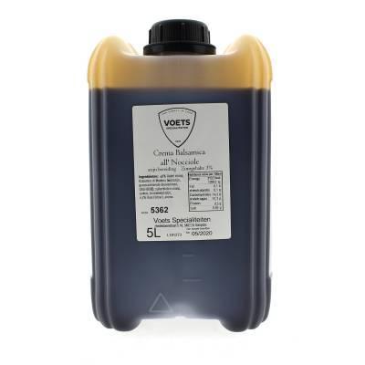 5362 - Wajos crema balsamico all' nocciole 5000 ml