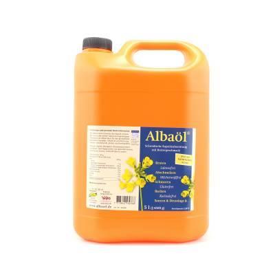 5399 - Wajos alba olie met olijfolie 2000 ml
