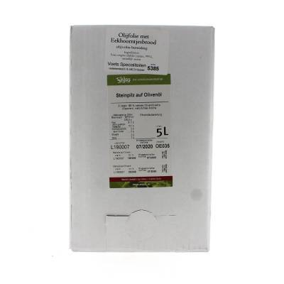 5385 - Wajos olijfolie met eekhoorntjesbrood 5000 ml