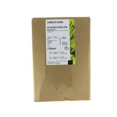 5389 - Wajos olijfolie met citroen 5000 ml