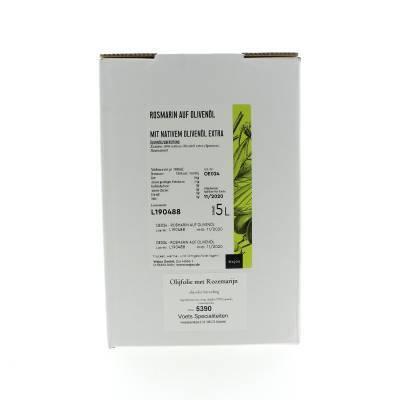 5390 - Wajos olijfolie met rozemarijn 5000 ml