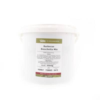 5662 - Wajos bbq-grill bruschetta grootverpakking 75 gram