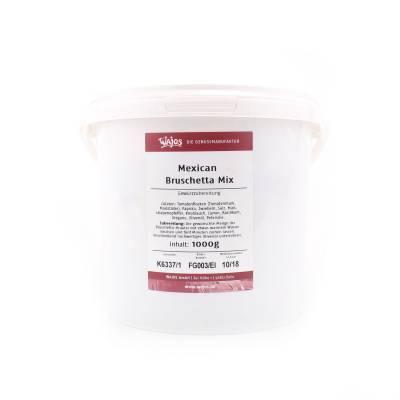 5663 - Wajos mexican bruschetta mix grootverpakking 1000 gram