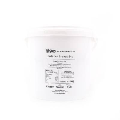 5668 - Wajos patatas bravas dip grootverpakking 1000 gram