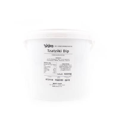 5669 - Wajos tzatziki dip grootverpakking 1000 gram