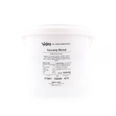 5673 - Wajos tuscany blend grootverpakking 1000 gram