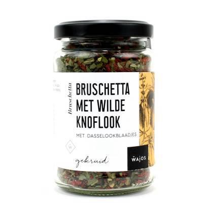 5401 - Wajos wild garlic - daslook bruschetta 60 gram