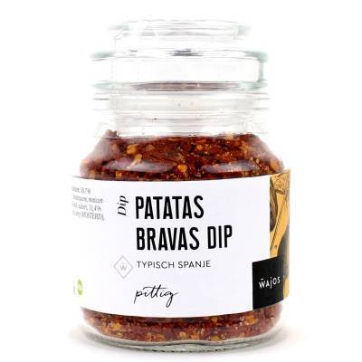 5422 - Wajos patatas bravas dip 90 gram