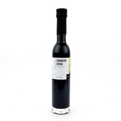 5447 - Wajos Cranberry Crema met Balsamico 250 ml