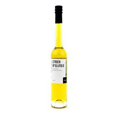 5458 - Wajos Citroen op Olijfolie 100 ml