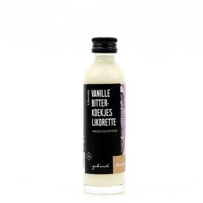 5717 - Wajos vanille bitterkoekjes roomlikeur 40 ml