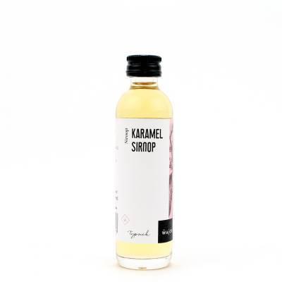 5813 - Wajos caramelsiroop 40 ml
