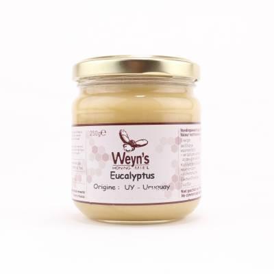 4402 - Weyn's eucalyptus honing vast 250 gram