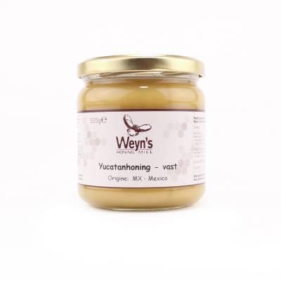 4453 - Weyn's yucatan honing vast 500 gram