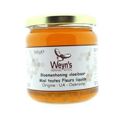 4485 - Weyn's bloemen honing vloeibaar 500 gram