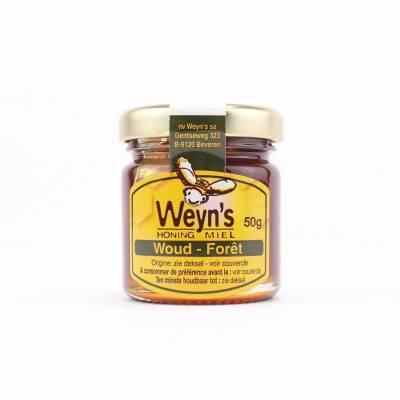 4511 - Weyn's woud honing ontbijt 50 gram