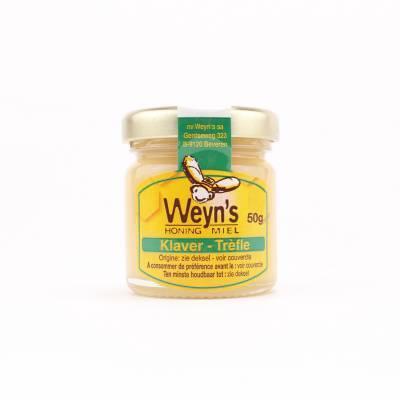 4512 - Weyn's klaver honing ontbijt 50 gram