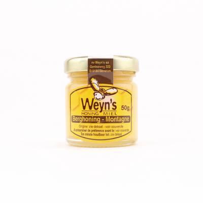 4515 - Weyn's berg honing ontbijt 50 gram