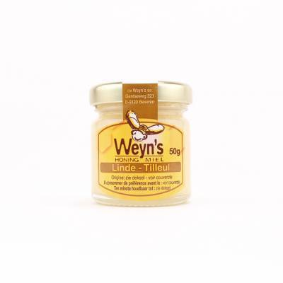 4516 - Weyn's linde honing ontbijt 50 gram