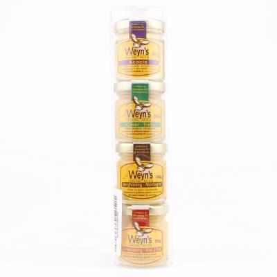 4520 - Weyn's kadokoker 4 potjes 50 gr 200 gram