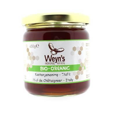 4582 - Weyn's kastanjehoning 450 gram