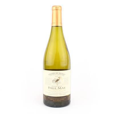 1583 - Domaine Paul Mas chardonnay / viognier 750 ml
