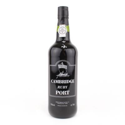 1625 - Cambridge port ruby 750 ml