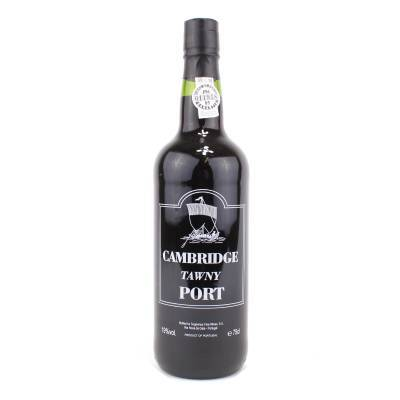 1626 - Cambridge port tawny 750 ml
