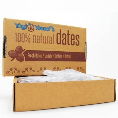 9715 - Yogi & Yousef Extra Soft Dadels 750 gram