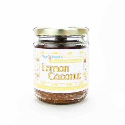 9719 - Yogi & Yousef Lemon Coconut Spread 280 gram