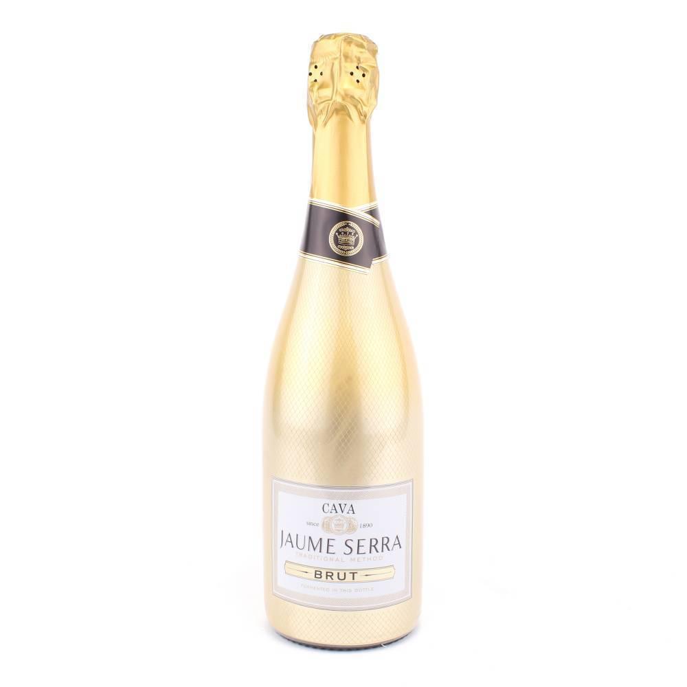 Fonkelnieuw 1646 - Jaume Serra cava gouden fles 750 ml | Voets Specialiteiten ZD-89