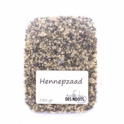 11502 - Des Noots hennepzaad 130 gram