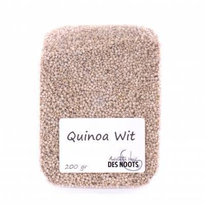 11508 - Des Noots quinoa wit 200 gram