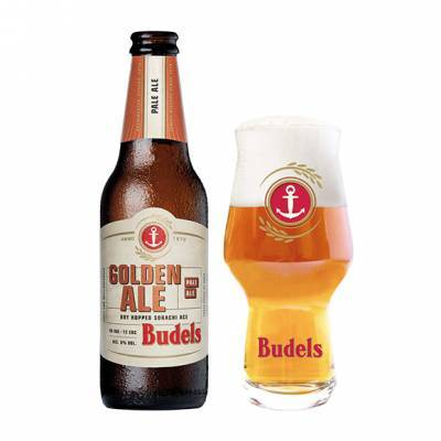1153 - Budels budels golden ale 6x30 cl