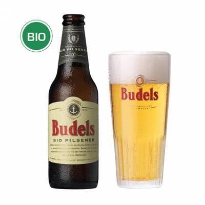 1161 - Budels budels pilsener bio 6x30 cl