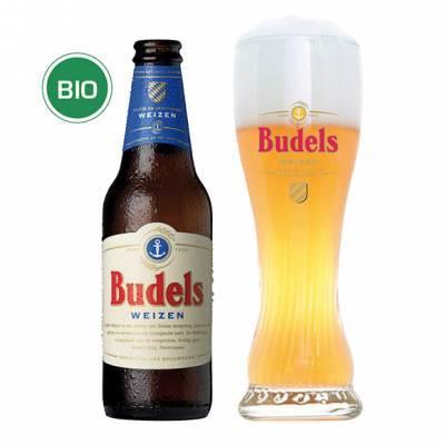 1163 - Budels budels weizen bio 6x30 cl